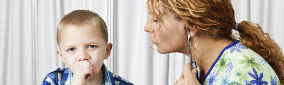 Затяжной кашель у детей лечение народными средствами