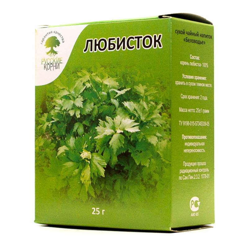 Растение любисток  лечебные свойства и противопоказания