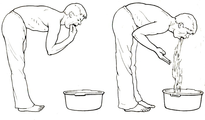чем промыть желудок при отравлении